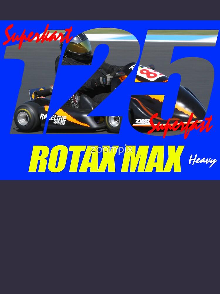 Superkart 125 Rotax Max Heavy by zoompix