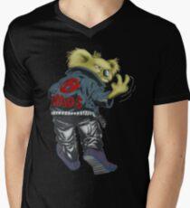 kaos koala Mens V-Neck T-Shirt