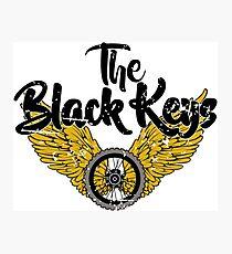 Black Keys Photographic Print