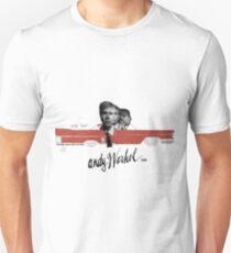 Andy Warhol 1958 Cadillac Coupe de Ville Unisex T-Shirt