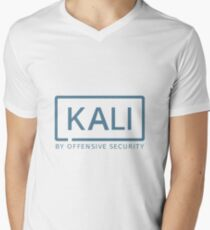 Kali Linux Men's V-Neck T-Shirt