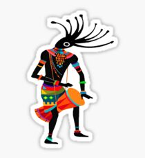The Drummer Boy Sticker
