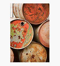 Deterioration Photographic Print