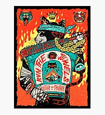 Run The Jewels Panther Like A Panther RTJ Photographic Print