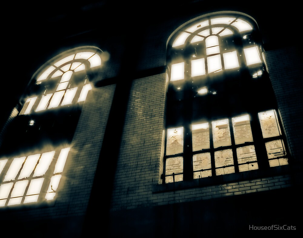 Dream Time Window by HouseofSixCats