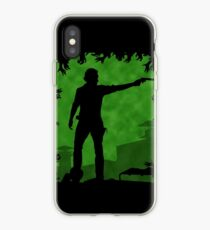 The Apocalypse - Rick Grimes iPhone Case