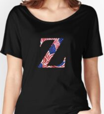 ZETA - Made In America Women's Relaxed Fit T-Shirt
