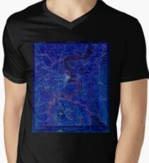 USGS TOPO Map Florida FL Palatka 347949 1915 62500 Inverted T-Shirt
