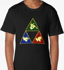 Hoenn's Legendary Triforce Long T-Shirt
