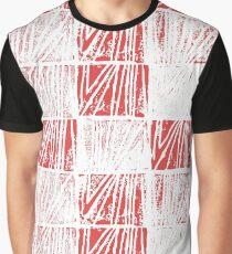 pretty red stripes Graphic T-Shirt