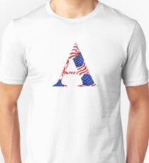 ALPHA - Made In America Unisex T-Shirt