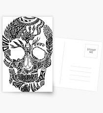 Dia de los muertos by Floris V Postcards
