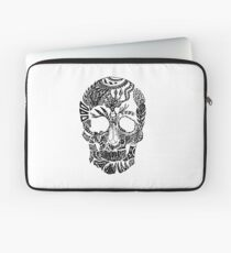 Dia de los muertos by Floris V Laptop Sleeve