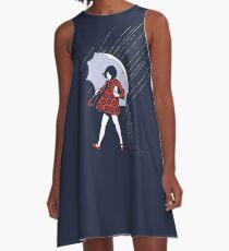 PETRICHOR - Phish A-Linien Kleid