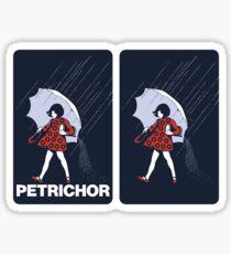 PETRICHOR - Phish Sticker