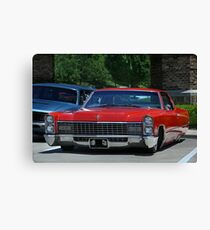 1967 Cadillac Sedan Deville - 1 Canvas Print