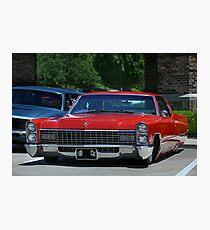 1967 Cadillac Sedan Deville - 1 Photographic Print