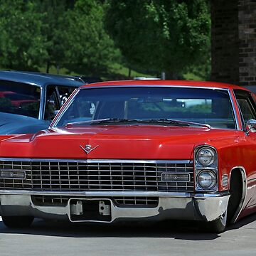 1967 Cadillac Sedan Deville - 1 by mal-photography