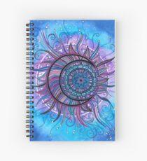 Zodiac Mandala Spiral Notebook