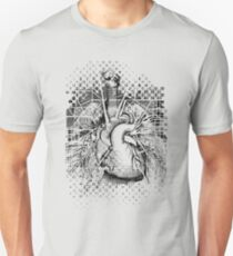 Map of the Heart Unisex T-Shirt