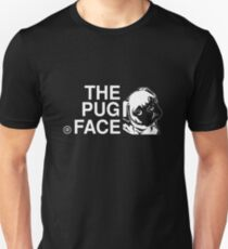 The Pug Face T-Shirt