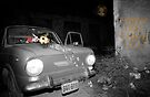 Car accident nightmare by Moshe Cohen