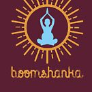 BOOMSHANKA - which, as everyone knows, means 'May the seed of your loin be fruitful in the belly of your woman'. by Clifford Hayes