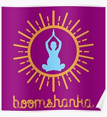 BOOMSHANKA - which, as everyone knows, means 'May the seed of your loin be fruitful in the belly of your woman'. Poster