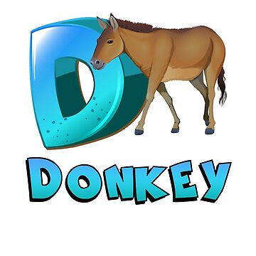 D is For Donkey by MikeMcGreg