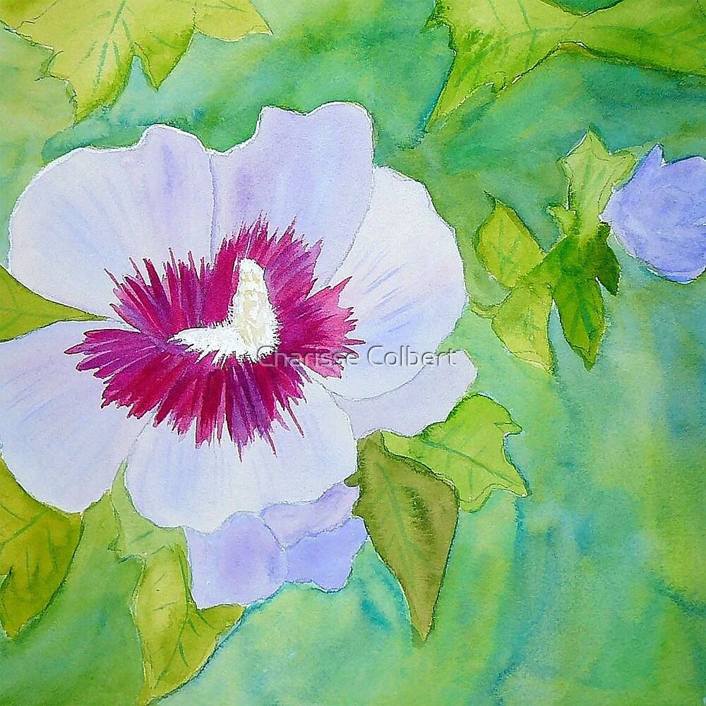 Rose of Sharon by Charisse Colbert