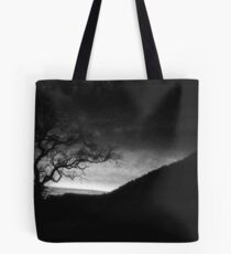 big sky little tree.............daniland Tote Bag