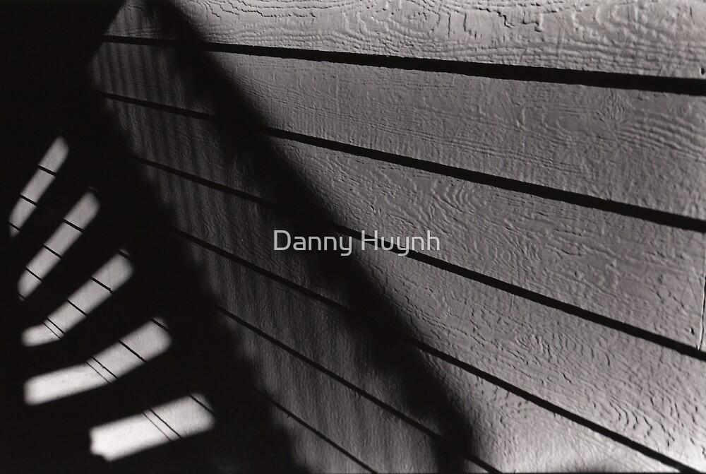 Railing Shadow by Danny Huynh