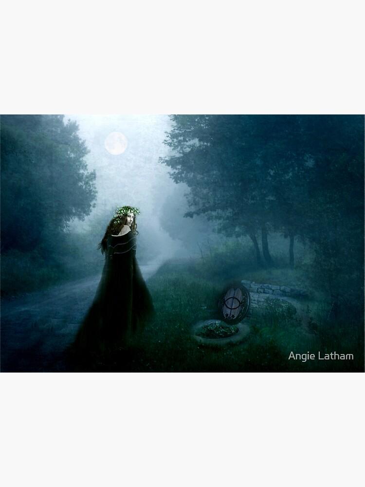 May Eve by AngelaBarnett