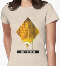 Ally Brooke ( 5H ) Womens Fitted T-Shirt