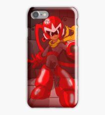 Mega Man - Proto Man  iPhone Case/Skin
