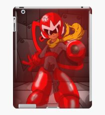 Mega Man - Proto Man  iPad Case/Skin