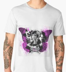 Before the Storm - Butterfly - Life is Strange 1.5 Men's Premium T-Shirt