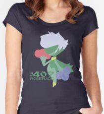 ROSERADE! POKEMON! Women's Fitted Scoop T-Shirt