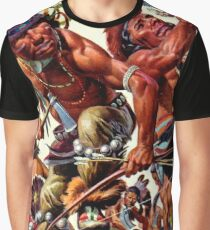 THE GHOST DANCE 2 Graphic T-Shirt