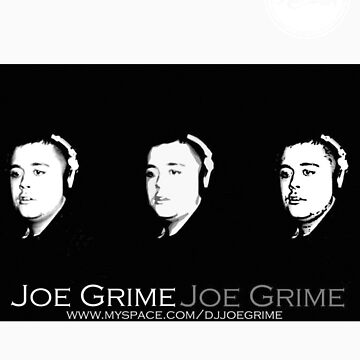 dj Joe Grime by 831karma