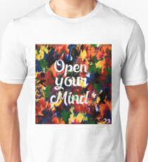 Open Your Mind Unisex T-Shirt
