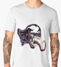 Ultimate Venom Purple art Men's Premium T-Shirt