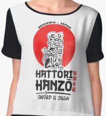 Hattori Hanzo Women's Chiffon Top