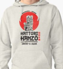 Hattori Hanzo Pullover Hoodie