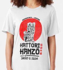Camiseta ajustada Hattori Hanzo