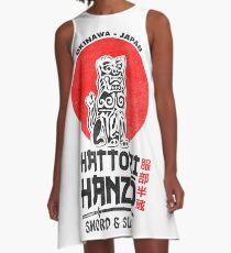 Hattori Hanzo A-Linien Kleid