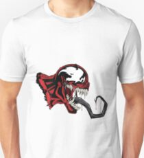 Carnage White Art T-Shirt