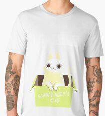 Schrodinger's cat : ALIVE! Men's Premium T-Shirt