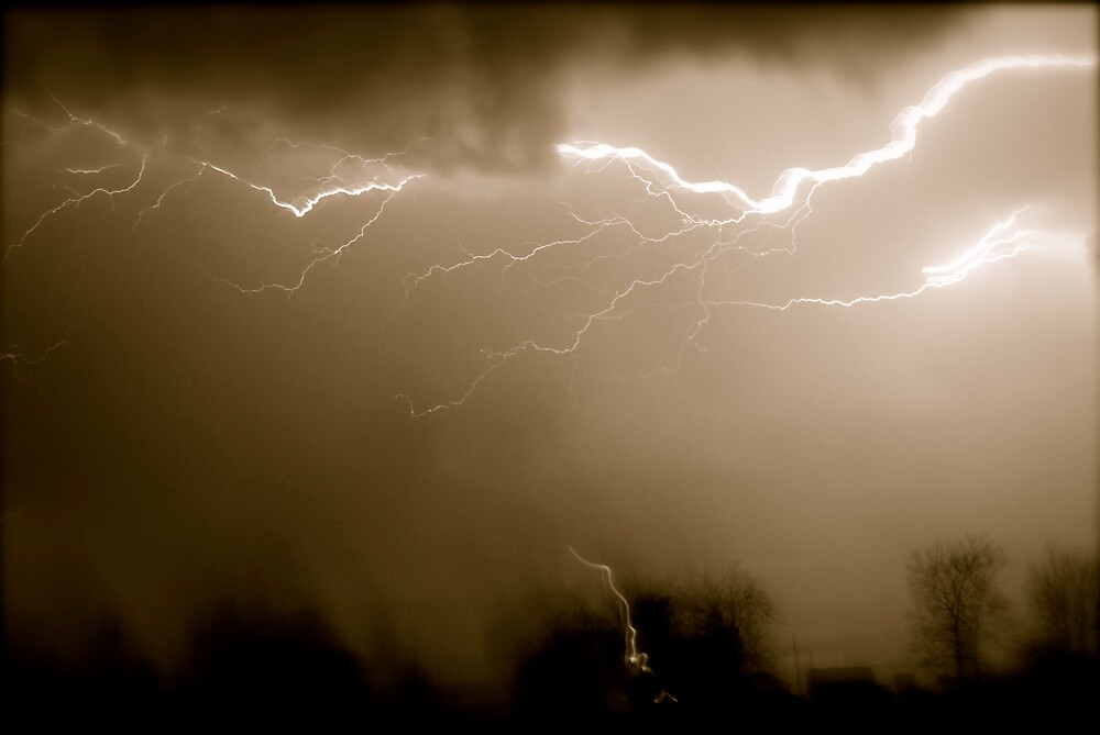 The Storm by Robert Baker