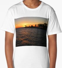 Fire On The Point Long T-Shirt